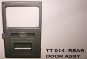 014-Rear Door Assy.