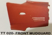 020-Front Mudguard