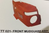 021-Front Mudguard Assy.